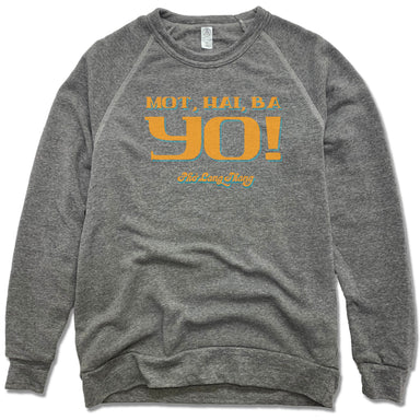 FLEECE SWEATSHIRT | MOT, HAI, BA YO! | PHO LANG THANG