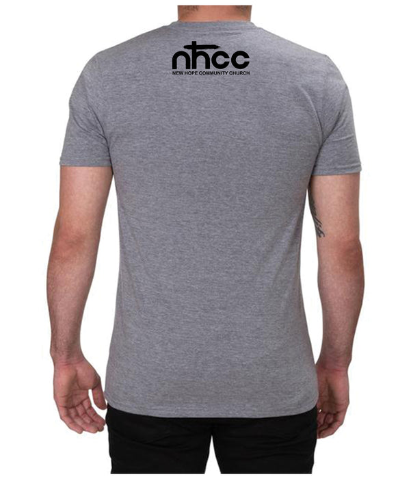 NHCC | UNISEX GRAY Recycled Tri-Blend | FAITH