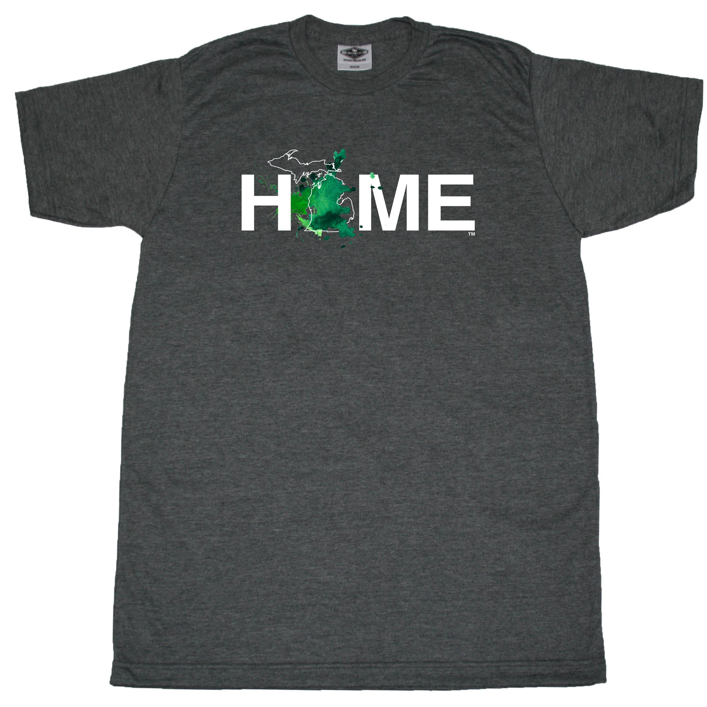 MICHIGAN TEE | HOME | PAINTED GREEN