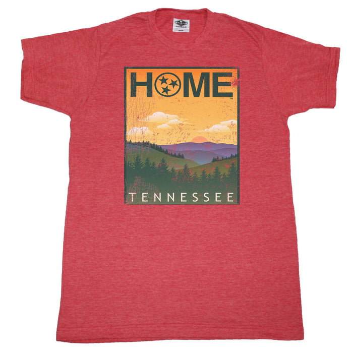 TENNESSEE RED TEE | HOME | POSTER