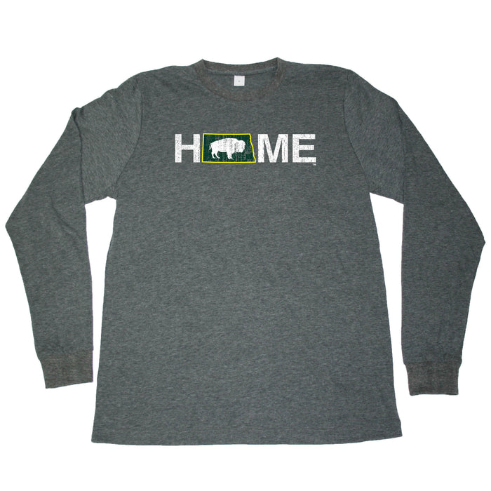 NORTH DAKOTA LONG SLEEVE TEE | HOME | BISON