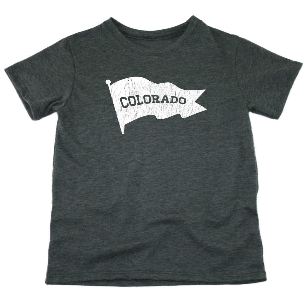 COLORADO KIDS TEE | STATE | PENNANT