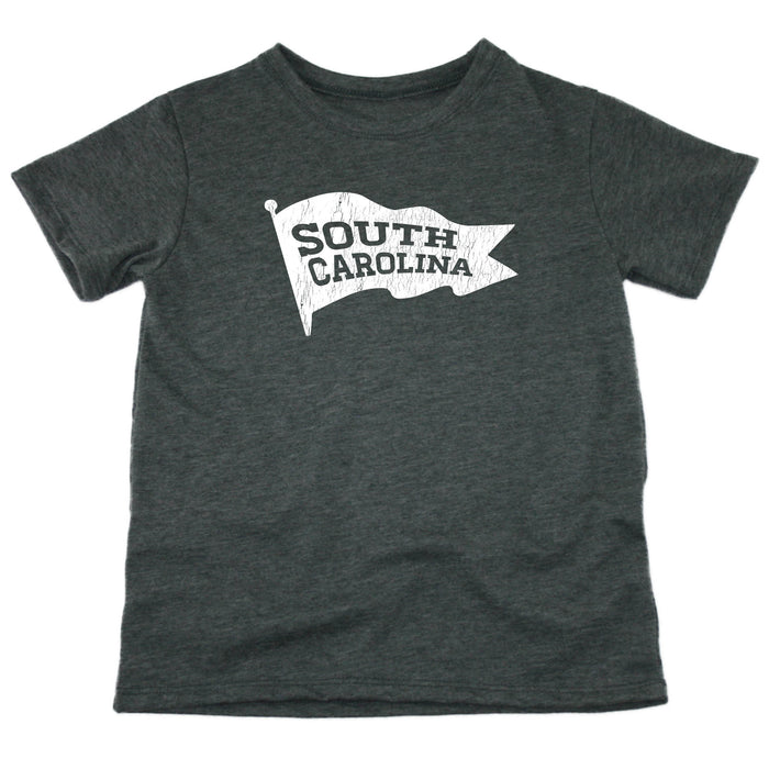 SOUTH CAROLINA KIDS TEE | STATE | PENNANT