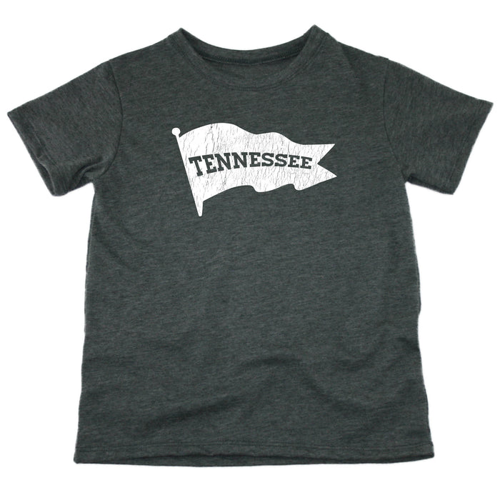 TENNESSEE KIDS TEE | STATE | PENNANT