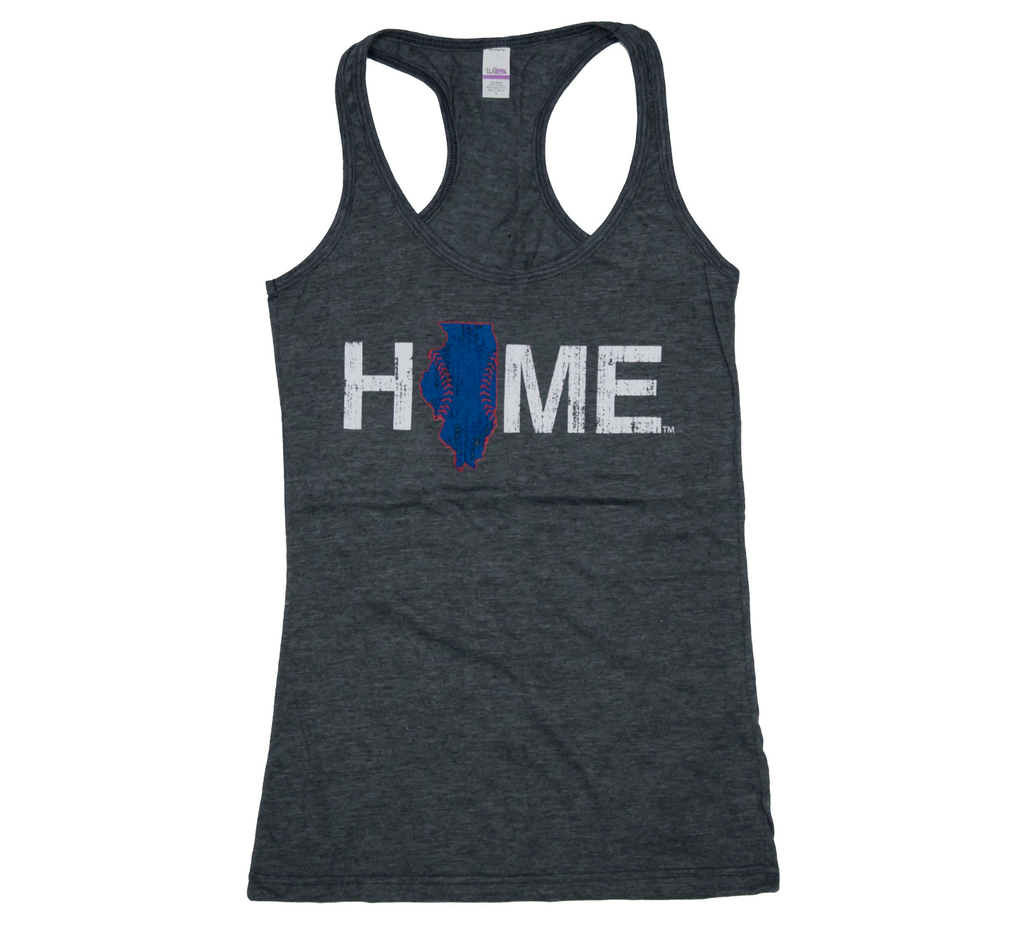 ILLINOIS LADIES TANK | HOME | CHICAGO STITCHES
