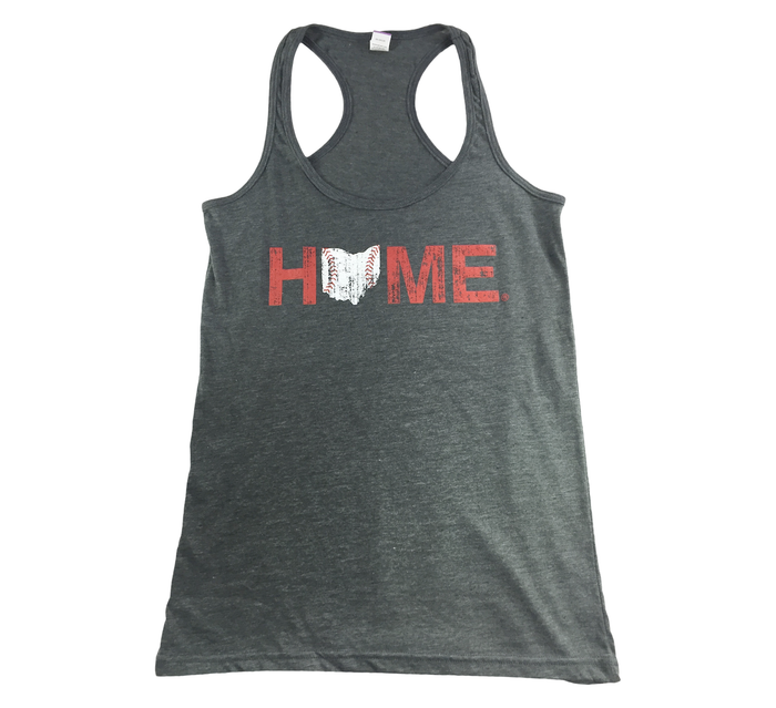 OHIO LADIES TANK | HOME | CINCINNATI STITCHES