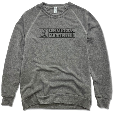 COMMON WEALTH | FLEECE SWEATSHIRT | RABBIT