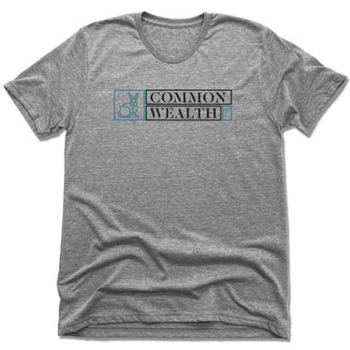 COMMON WEALTH | UNISEX GRAY Recycled Tri-Blend | RABBIT