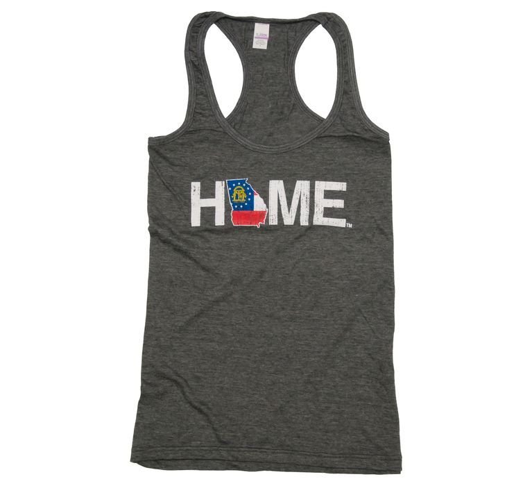 GEORGIA LADIES TANK | HOME | FLAG