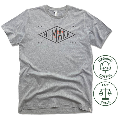 Fairtrade FREESET UNISEX TEE | Himark Logo