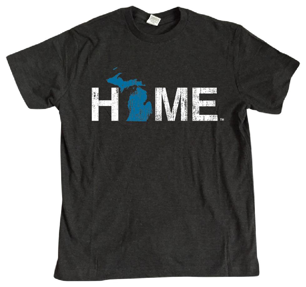 Michigan Youth Tee | HOME | Blue