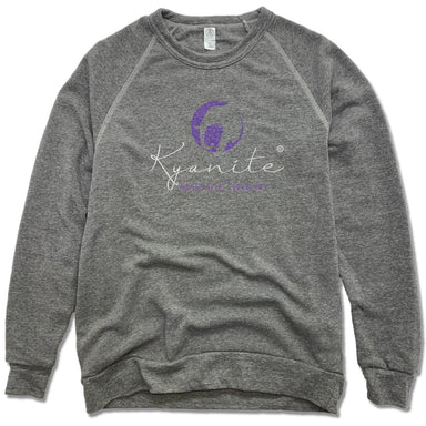 KYANITE MASSAGE THERAPY | FLEECE SWEATSHIRT | COLOR LOGO