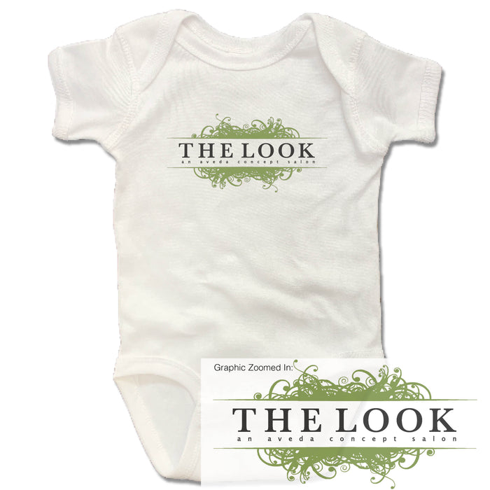 The Look | WHITE ONESIE | DESIGN