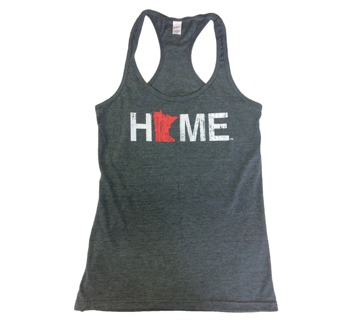 Ladies' Minnesota Tank | HOME | Red