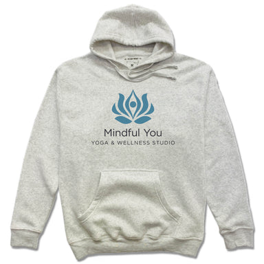 MINDFUL YOU YOGA & WELLNESS | HOODIE | COLOR LOGO