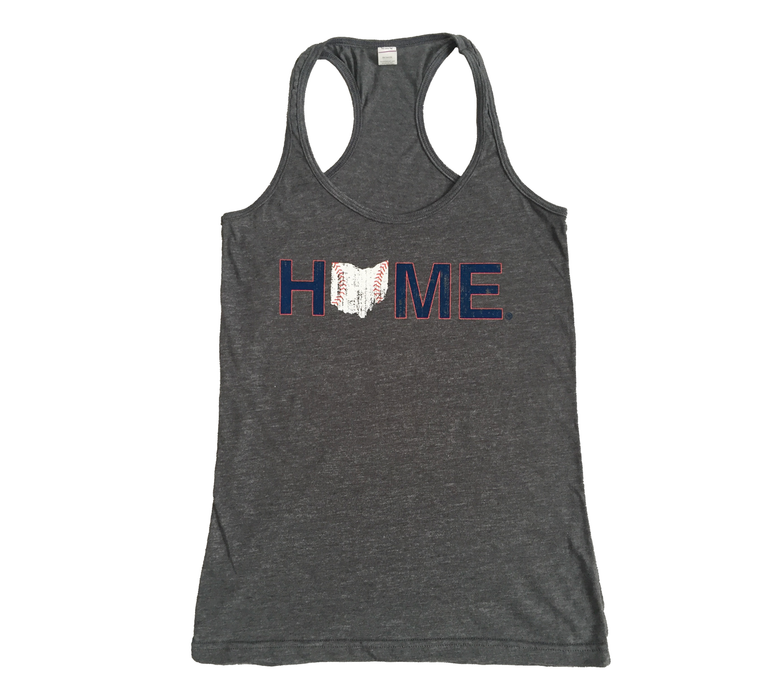 OHIO LADIES TANK | HOME | CLEVELAND STITCHES