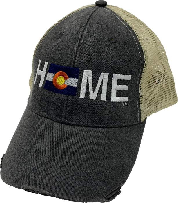 COLORADO HAT | EMBROIDERED HOME FLAG