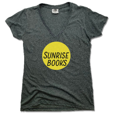 SUNRISE BOOKS | LADIES V-NECK | SUN
