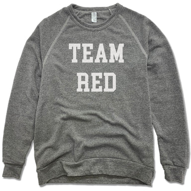 ECHO SALON | FLEECE SWEATSHIRT | TEAM RED