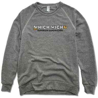 WHICH WICH | SUPERIOR SANDWICHES | FLEECE SWEATSHIRT