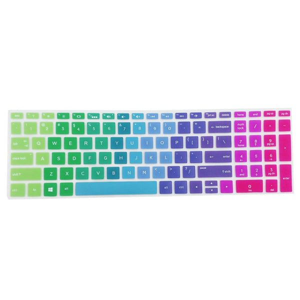 NEW High invisible Keyboard Protector Skin Cover For HP