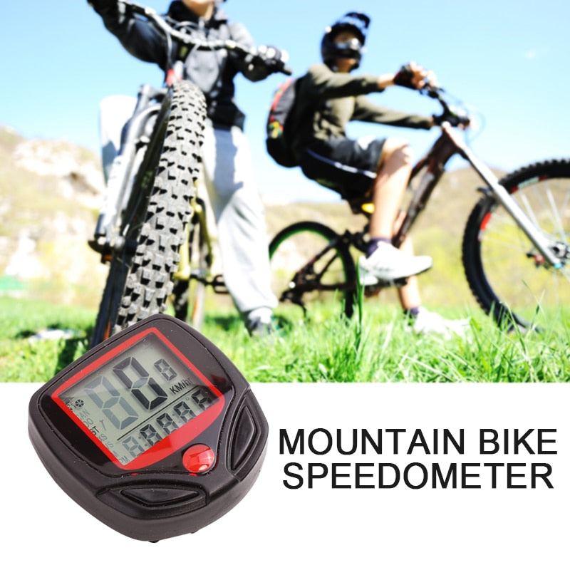 1pc speedometer bicycle computer
