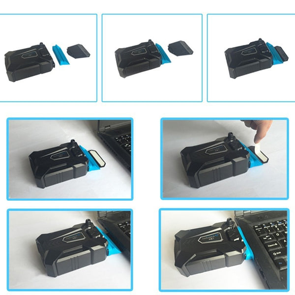 Vacuum Portable Notebook Laptop