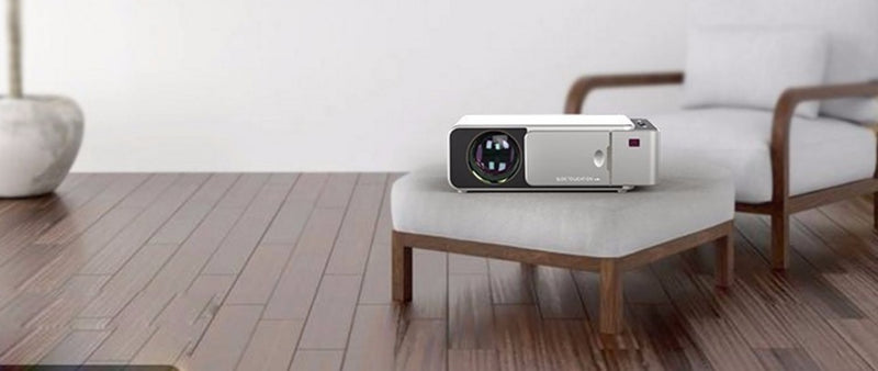 WIFI Optional 3000lumen 720p HD Portable LED Projector HDMI Support