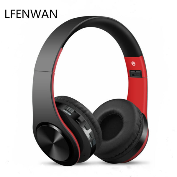 Bluetooth headset wireless headset supports TF