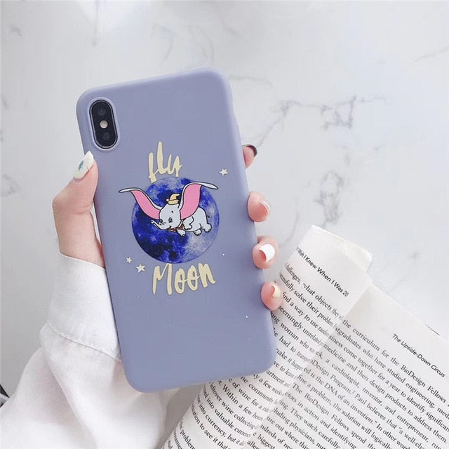 Case For Carcasa iphone 7 Silicon