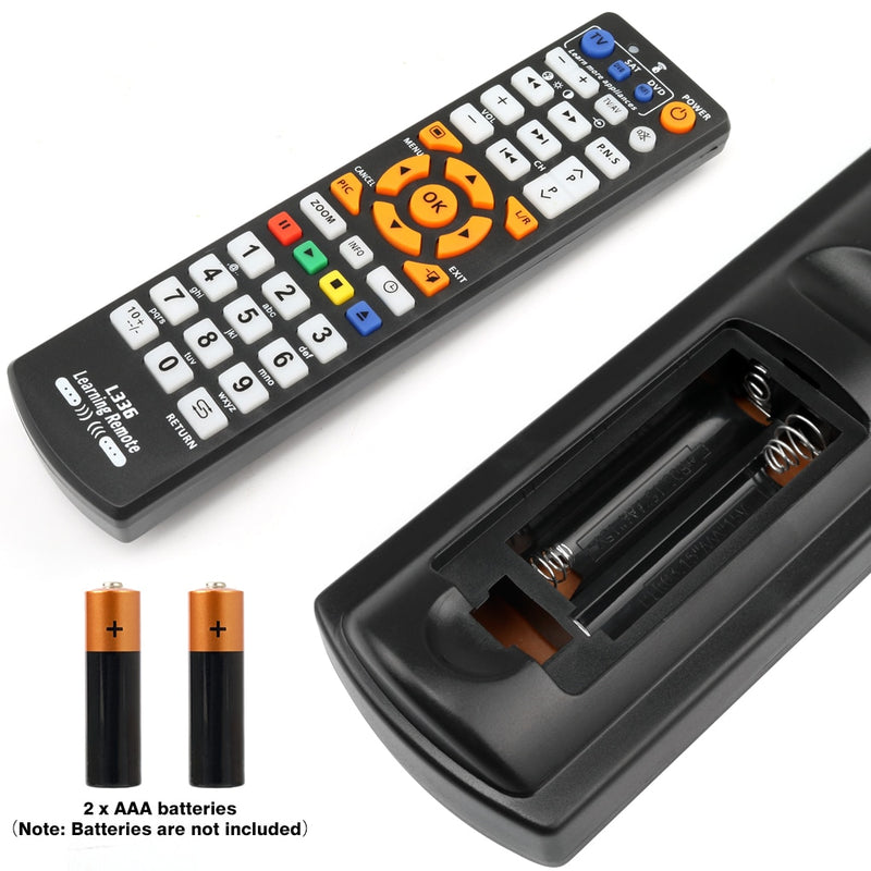 Universal Smart IR Remote Control with learn function