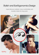 DACOM L05 Bluetooth Headphone Bass IPX7 Waterproof Wireless