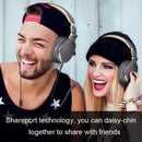 Oneodio Wired Professional Studio Pro DJ Headphones With Microphone For Phone PC