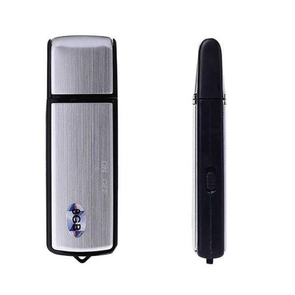 2 in 1 USB Flash Drive Digital Audio Voice Recorder