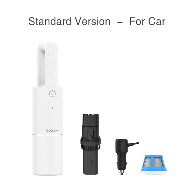 XIAOMI MIJIA Cleanfly FVQ Portable Car Handheld Vacuum Cleaner