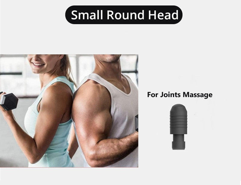 Tissue Massage Gun Muscle Massager
