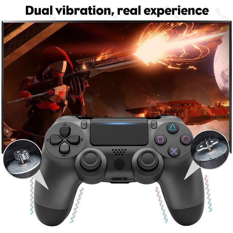 Bluetooth 4.0 Wireless Game Controller For PlayStation 4
