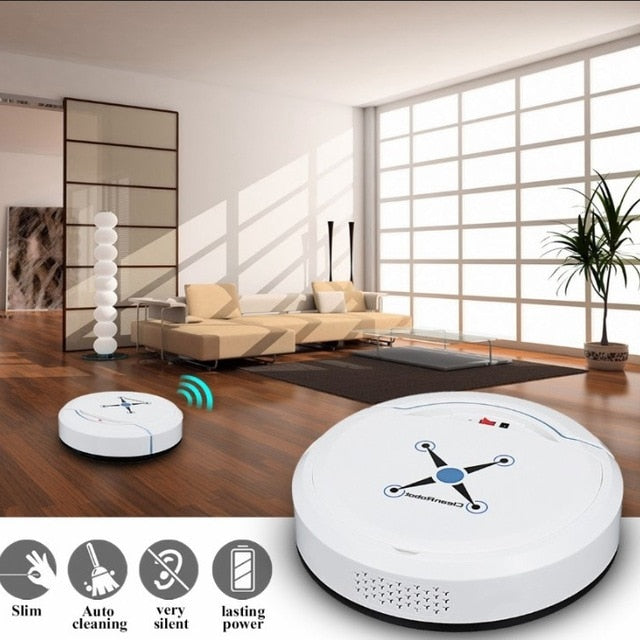 Vacuum Cleaning Auto  Robot Smart Sweeping Robot Floor