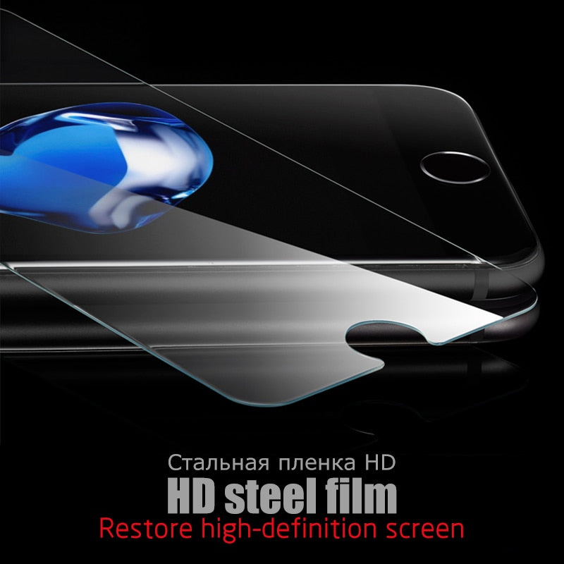 2PCS Tempered Glass Film For iPhone 11 Pro MAX