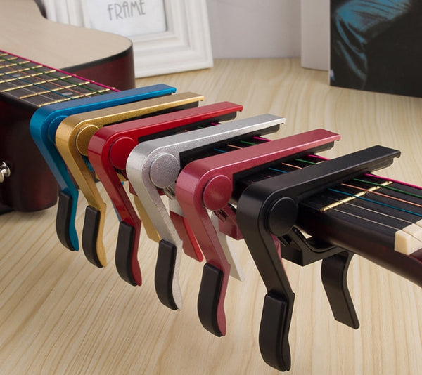 High Quality Aluminium Alloy Metal Guitar Capo