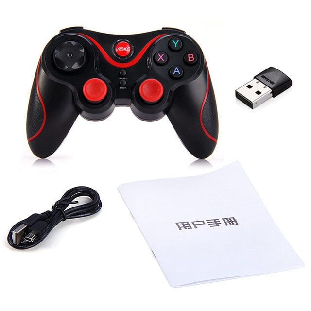 Terios S3 Bluetooth Gamepad for Android Wireless