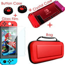 Detachable Crystal PC Transparent Case For Nintendo Nintendo