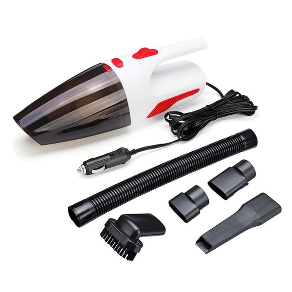 Portable 4m Cord length Handheld Car Vacuum Cleaner