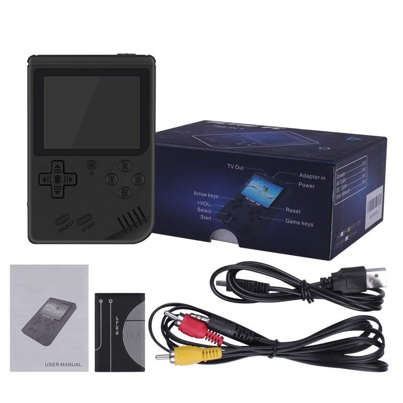 Game Console 8 Bit Retro Mini Pocket Handheld