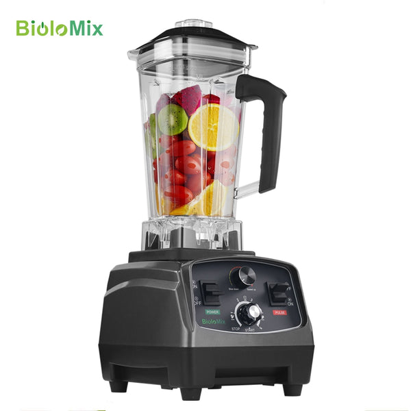 BPA Free Commercial Grade Timer Blender Mixer Heavy Duty Automatic