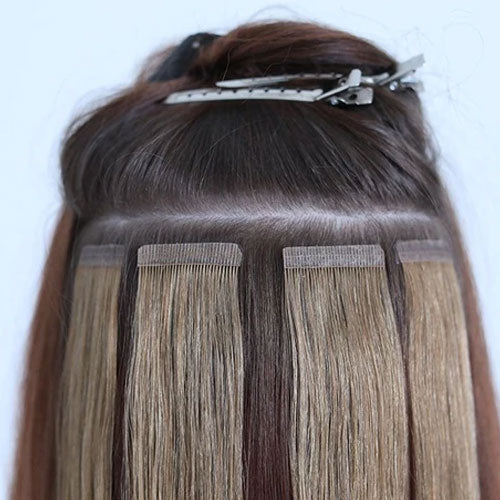 Comfortable Tape hair Extension