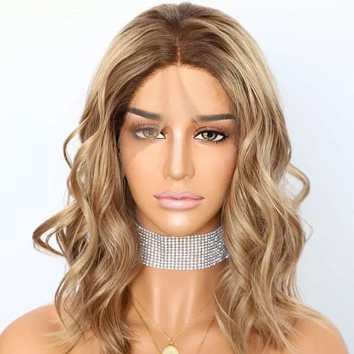 Woman best lace wig European hair.