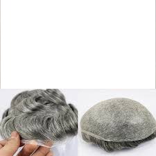 SOFT SILK BASE TOUPEE
