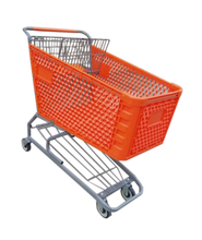 Load image into Gallery viewer, Plastic Shopping Cart 200 Liters