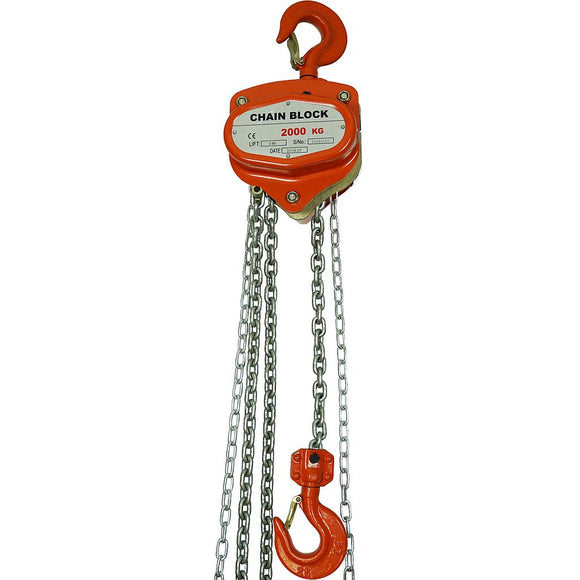 2 Ton Manual Hand Chain Block